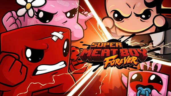 Platforming sequel 'Super Meat Boy Forever' out now on Xbox Series, PS5, Xbox One and PS4