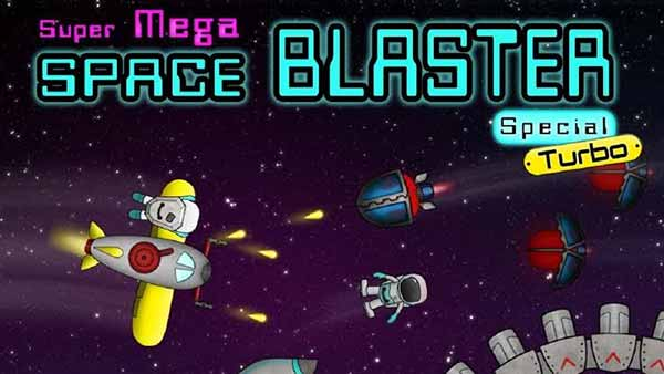 Super Mega Space Blaster Special Turbo is coming to Xbox One on February 14