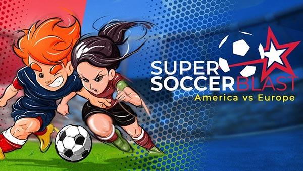 Super Soccer Blast: America vs Europe Is Now Available To Pre-order