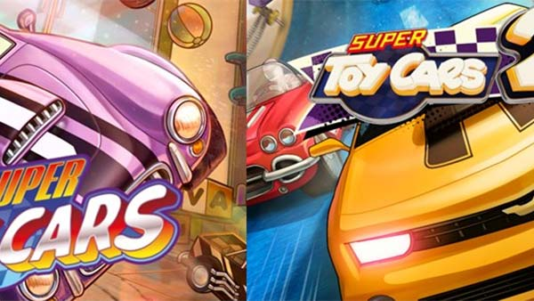Super Toy Cars Bundle for Xbox One