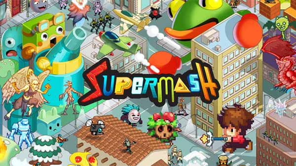 SuperMash Digital Pre-order And Pre-download Is Available Now For Xbox One
