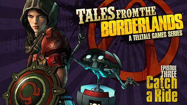 Tales from the Borderlands Episode 3 Catch a Ride