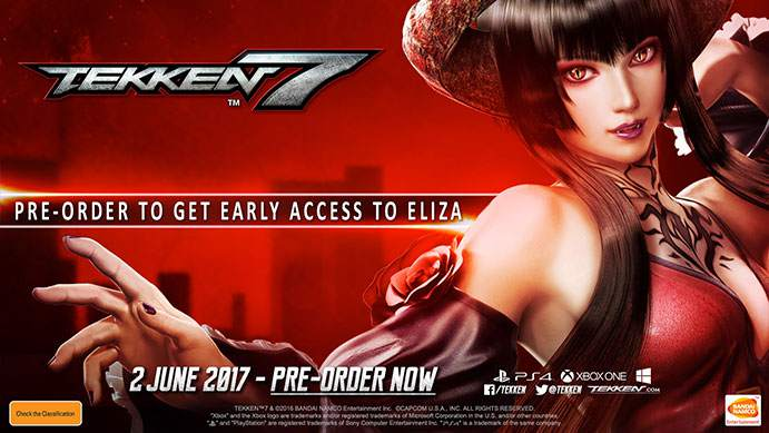 Pre-order to get early access to Eliza
