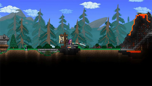 Terraria: Journey's End Screenshot