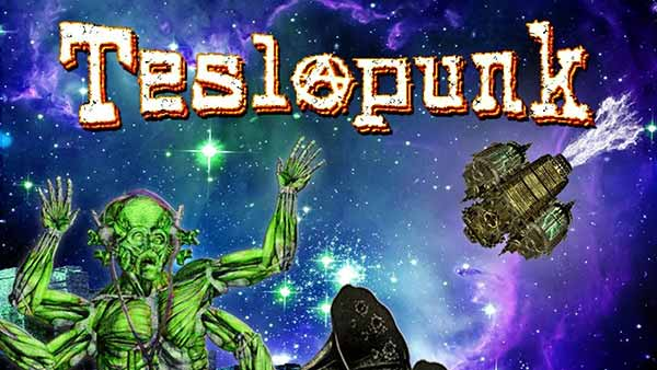Classic 2D Shoot-Em-Up Teslapunk Out Now on XBOX One