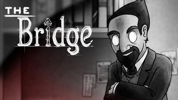 2D Logic Puzzle Game The Bridge Out Now on Xbox One