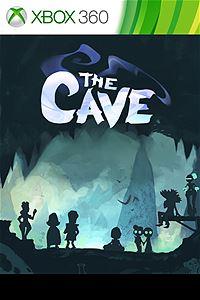 The Cave Xbox 360 Box Art