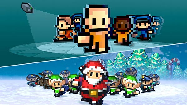 The Escapists Holiday Bundle