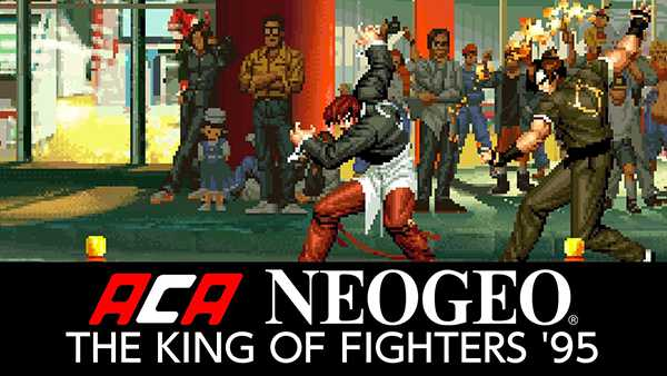 ACA NEOGEO THE KING OF FIGHTERS '95 now available on Xbox One