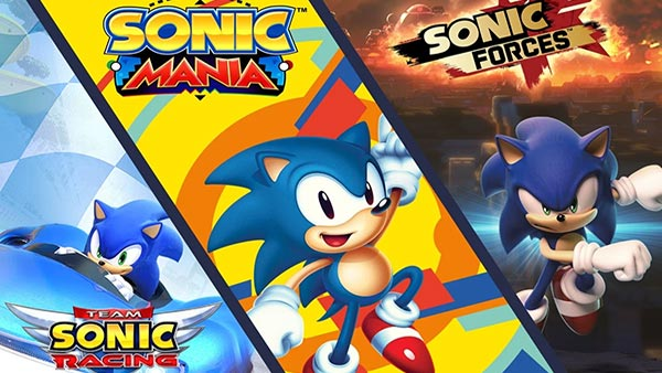 The Ultimate Sonic Bundle Is Available Now On Xbox One