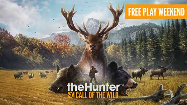 XBOX Free Play Days: theHunter: Call Of The Wild (June 27-30)