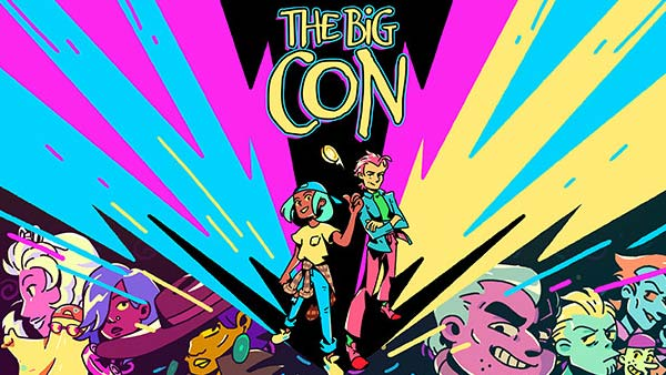 The Big Con is now available for digital pre-order on Xbox One/X/S
