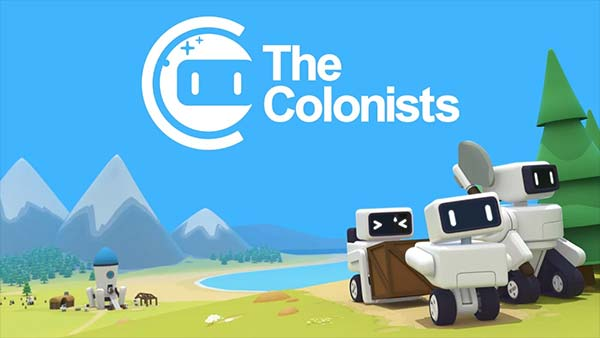 Relaxing city building game 'The Colonists' is now available for Xbox One & Xbox Series X/S