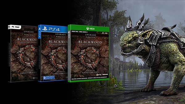 The Elder Scrolls Online Collection: Blackwood Is Available Now For Xbox One, PS4, PC and MAC