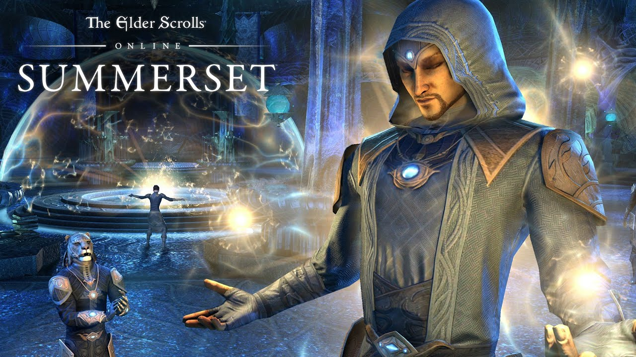 The Elder Scrolls Online (ESO) Summerset DLC Coming To Xbox One, PS4 in June