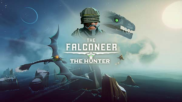 Unleash fiery vengeance as 'The Hunter' DLC launches for The Falconeer on XBOX and PC