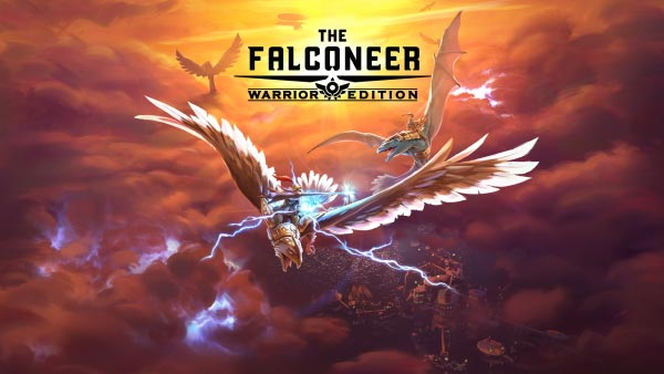 The Falconeer: Warrior Edition launches with inspirational sing-along sea shanty