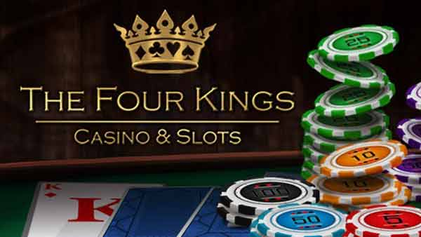 The Four Kings: Casino & Slots. Briefly about the game