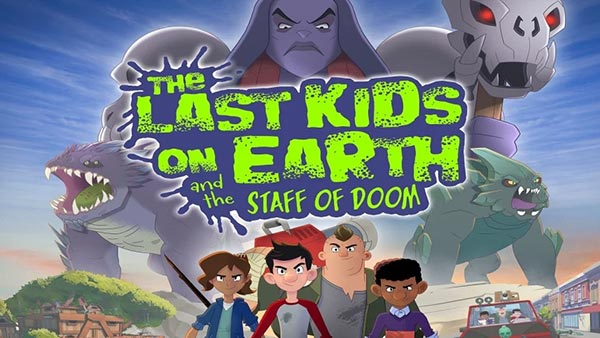 The Last Kids On Earth And The Staff Of Doom launches June 4th; Pre-order for Xbox now!