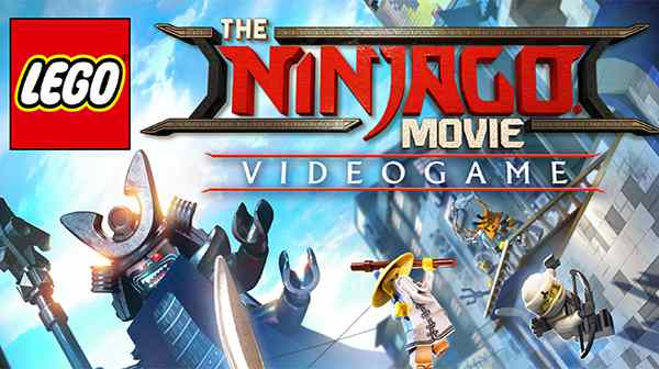 The LEGO NINJAGO Movie Video Game Out Now For Xbox One, PlayStation 4 and PC