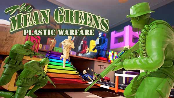 The Mean Greens: Plastic Warfare Launches On Xbox One and PS4