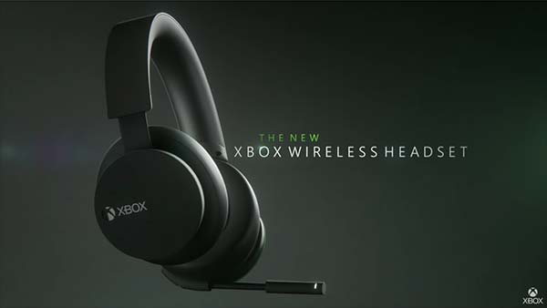 The new Xbox Wireless Headset (2021)