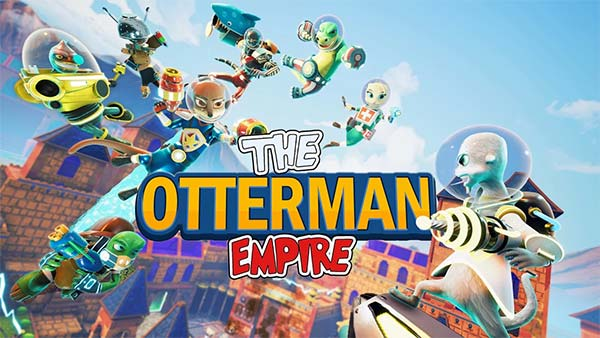 "Fast-Fire Party Shooter ""The Otterman Empire"" Available Today For Xbox One, PS4, Switch and PC"
