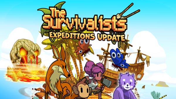The Survivalists' Expeditions Update Launches on Consoles Today
