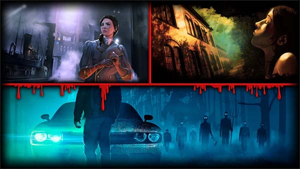 THE WIRED HORROR GAMES BUNDLE hits XBOX just in time for Halloween