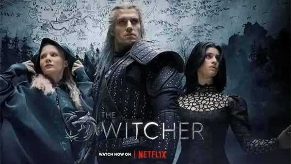 The Witcher Netflix Season