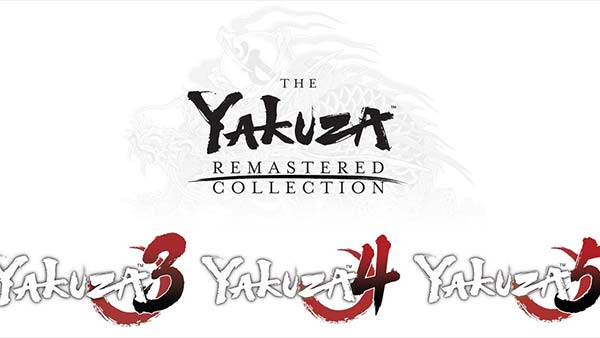 Yakuza The Remastered Collection