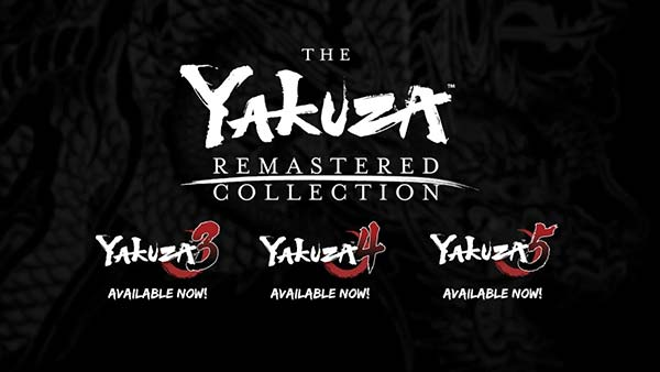 The Yakuza Remastered Collection hits Xbox Game Pass today!