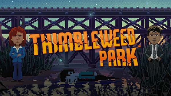 Point & Click Adventure Game Thimbleweed Park Out Now For Xbox One, Exclusive Gameplay