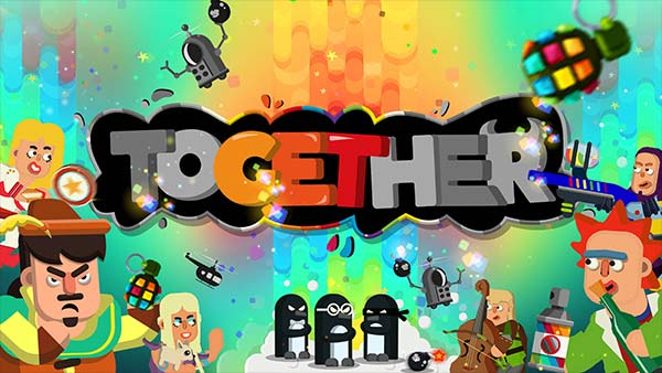 Together announced for Xbox One, Xbox Series X/S, PS4, PS5, and PC