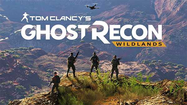 Tom Clancy's Ghost Recond Wildlands
