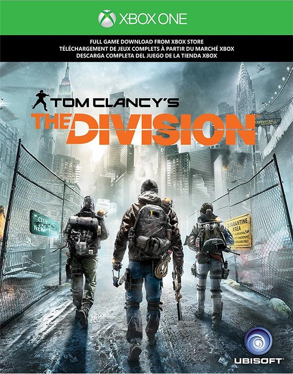 Tom Clancy's The Division 1TB Xbox One Bundle