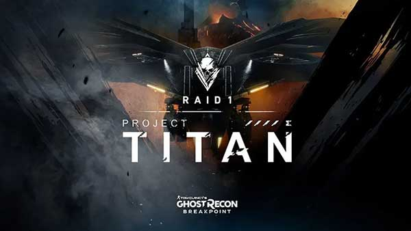 Tom Clancy's Ghost Recon Breakpoint 'Project Titan' is available today on Xbox One, PS4 and Windows PC