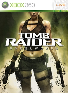 Tomb Raider Underworld (Xbox 360)