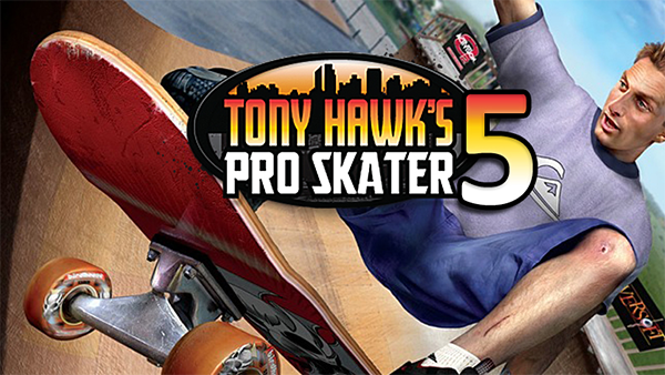 Tony Hawk's Pro Skater 5 (Xbox One, PS4)
