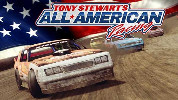 Tony Stewart's All-American Racing Roars Onto Xbox One, PS4 and PC