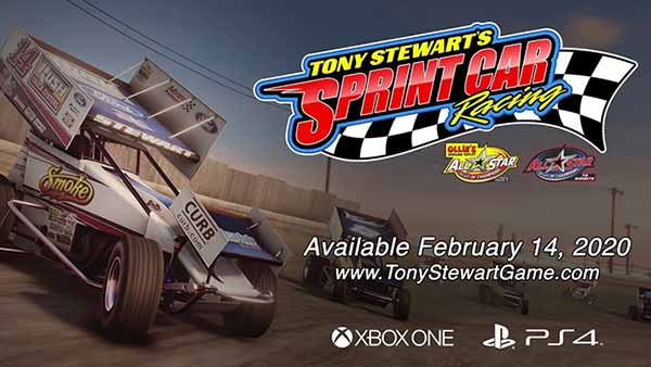 Tony Stewart's Sprint Car Racing Now Available On Xbox One