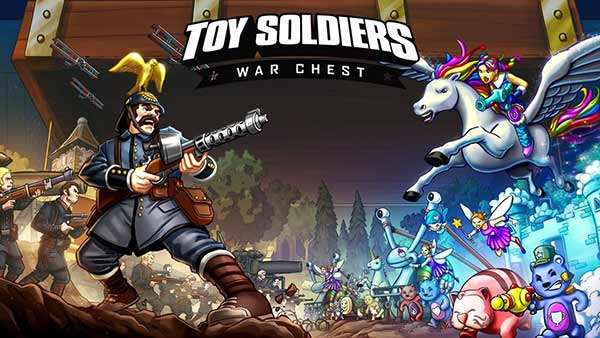 Toy Soldiers: War Chest available now on Xbox One