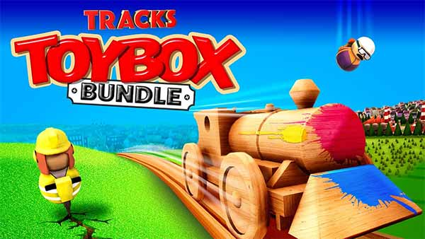 Tracks - The Train Set Game Toybox Bundle for Xbox One