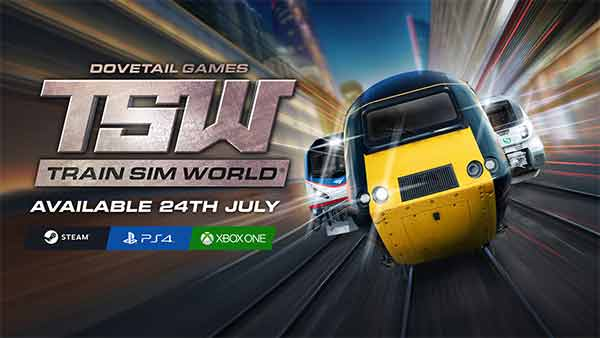 Train Sim World Out Now on Xbox One, PS4 and PC via Steam