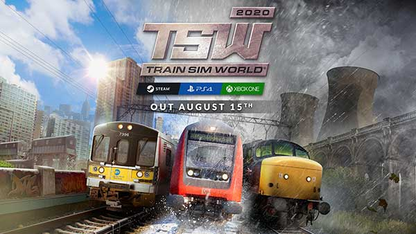 Train Sim World Xbox Game Pass