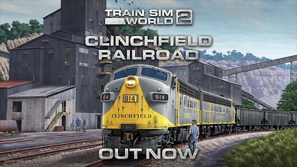 Train Sim World 2 Clinchfield Railroad