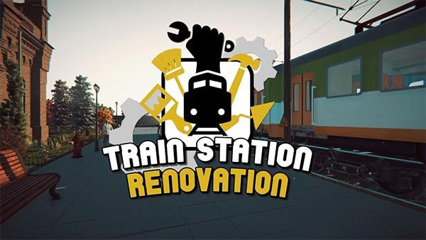 Train Station Renovation makes its debut on Xbox consoles today