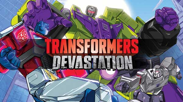 TRANSFORMERS: Devastation Out Now For Xbox One And Xbox 360