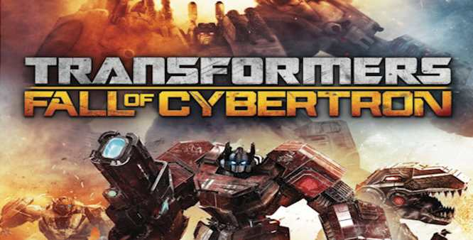 TRANSFORMERS: Fall Of Cybertron Is Available Now For Xbox One