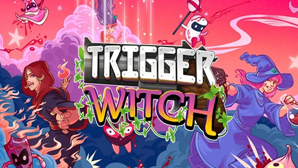 """Gun-toting fairytale top-down shooter """"Trigger Witch"""" comes out on July 28th"""